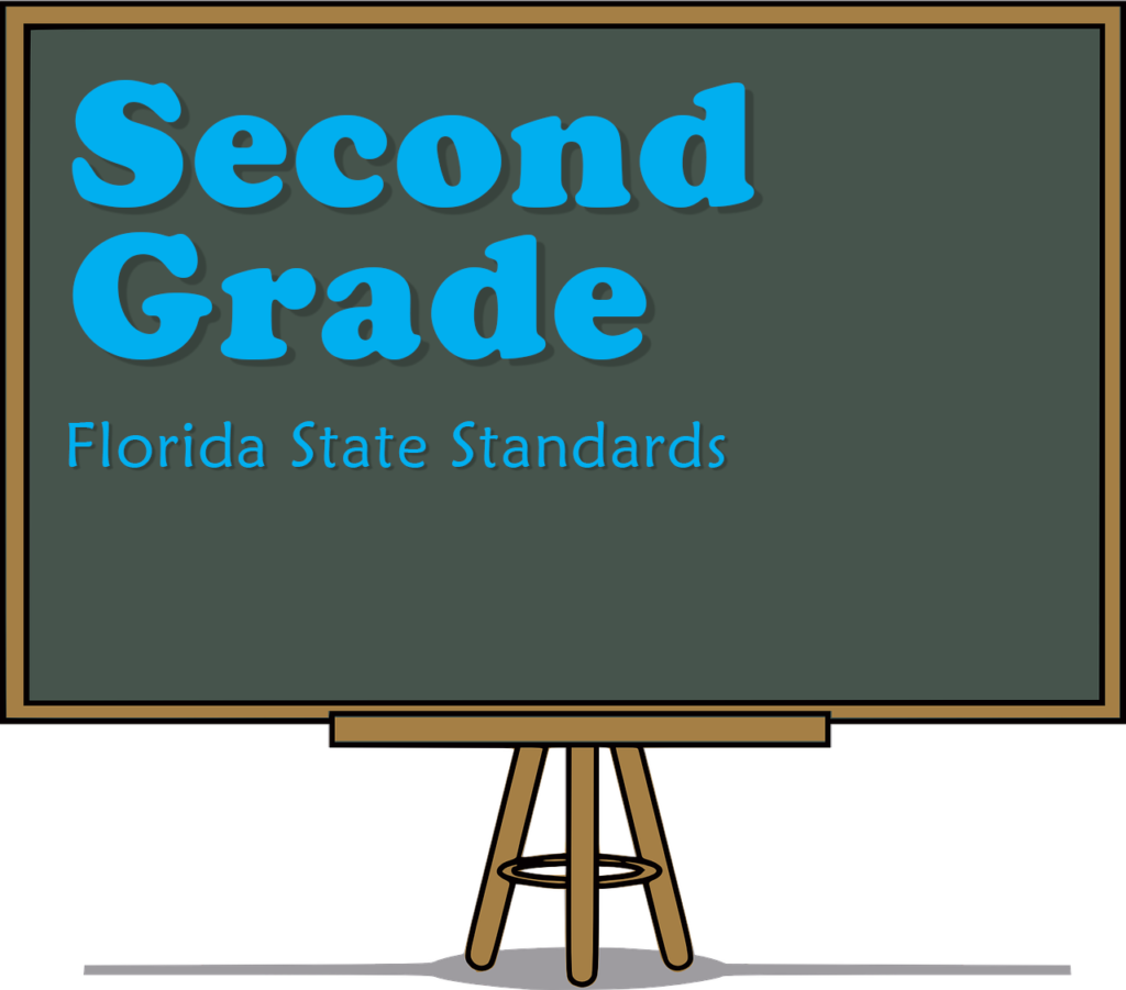 Second Grade Florida State Standards